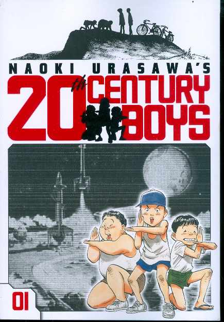 20th Century Boys Bk 01