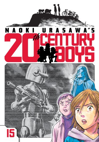 20th Century Boys Bk 15