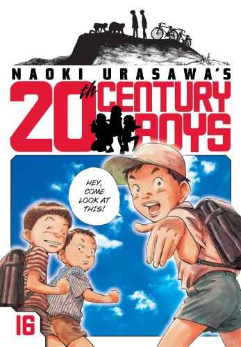 20th Century Boys Bk 16