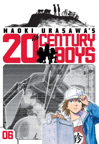 20th Century Boys Bk 06