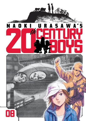 20th Century Boys Bk 08
