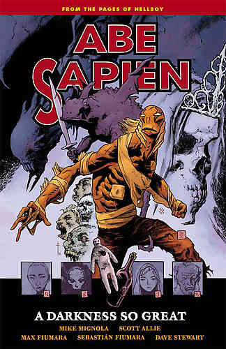Abe Sapien Bk 06 Darkness so Great