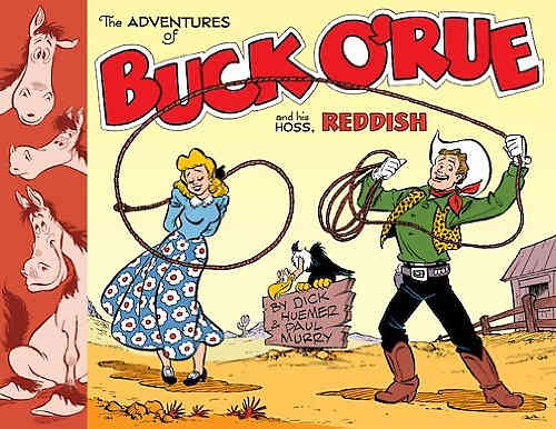 Adventures of Buck O'rue