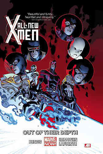 All New X-Men Bk 03 Out of Their Depth