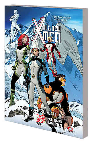 All New X-Men Bk 04 All Different