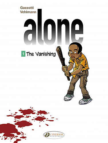 Alone Bk 01 The Vanishing