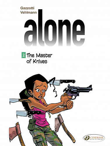Alone Bk 02 The Master of Knives