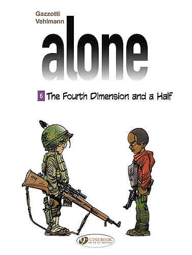 Alone Bk 06 The Fourth Dimension & Half
