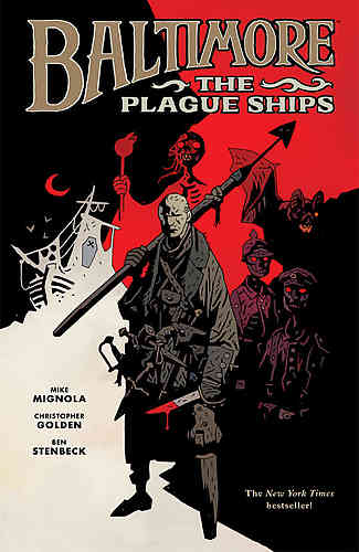 Baltimore Bk 01 The Plague Ships
