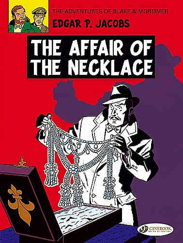 Blake & Mortimer Bk 07 The Affair of the Necklace