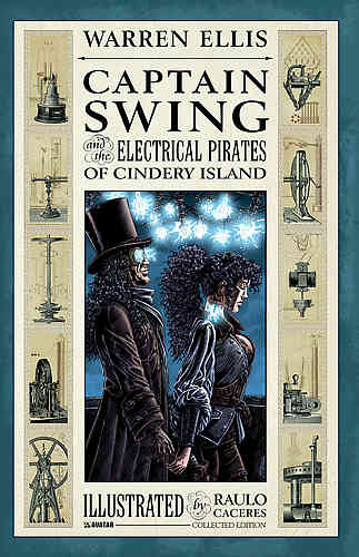 Captain Swing And the Electric Pirates of Cindery Island
