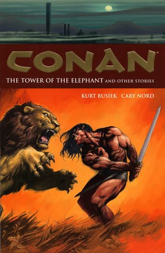 Conan Bk 03 The Tower of the Elephant and Other Stories