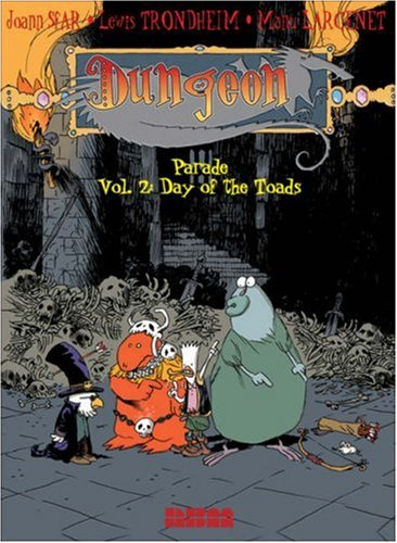 Dungeon Parade Bk 02 Day of the Toads