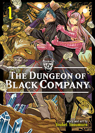 Dungeon of Black Company, The Bk 01