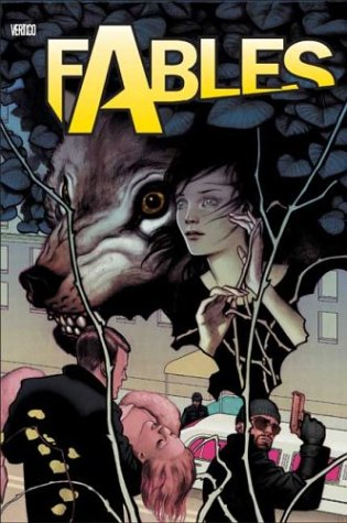 Fables Bk 03 Storybook Love
