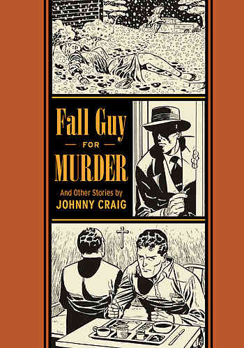 Fall Guy for Murder And Other Stories HC