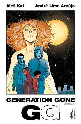 Generation Gone Bk 01