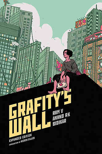 Grafity's Wall Expanded Edition HC