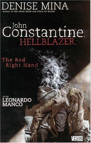 Hellblazer The Red Right Hand