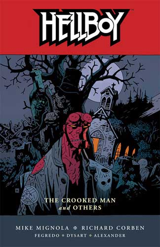 Hellboy Bk 10 Crooked Man & Others