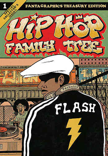 Hip Hop Family Tree Bk 01