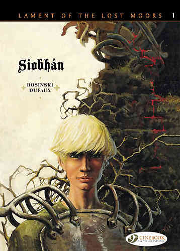 Lament of the Lost Moors Bk 01 Siobhan