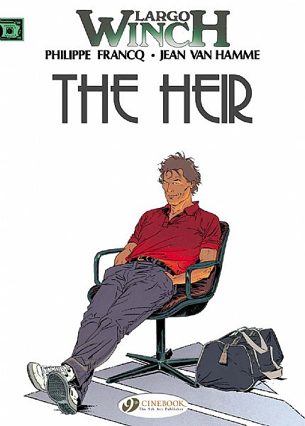 Largo Winch Bk 01 The Heir