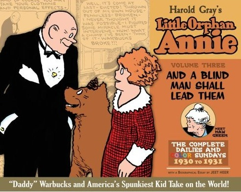Complete Little Orphan Annie Bk 03 And a Blind Man Shall Lead Them