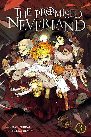 Promised Neverland Bk 03