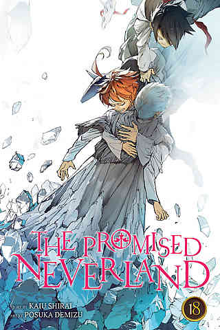 Promised Neverland Bk 18