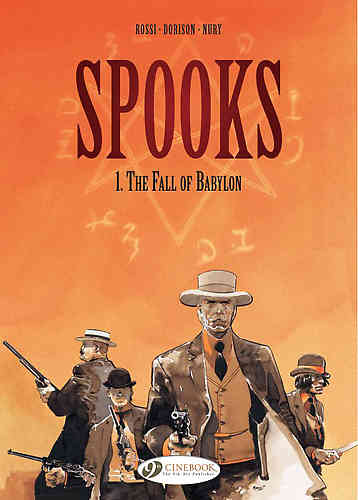 Spooks Bk 01 Fall of Babylon
