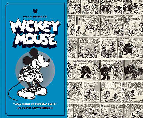 Walt Disney's Mickey Mouse HC 03 High Noon at Inferno Gulch