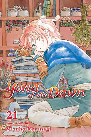 Yona of the Dawn Bk 21