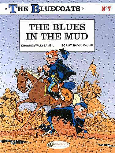 Bluecoats Bk 07 The Blues in the Mud