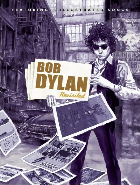 Bob Dylan Revisited Illustrated
