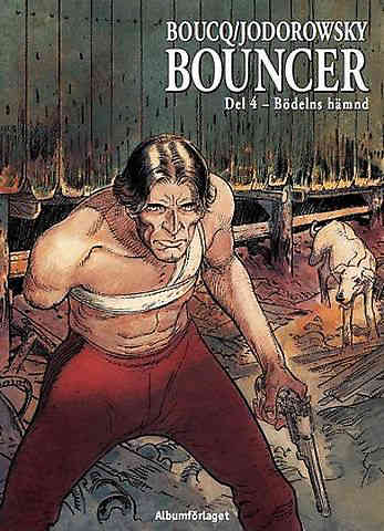Bouncer Vol 04 Bödelns hämnd
