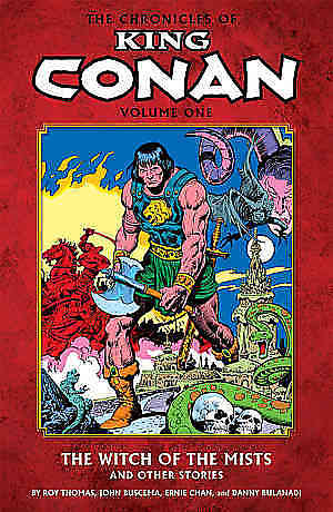 Chronicles of King Conan Bk 01 The Witch of the Mists & Other Stories