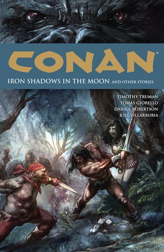 Conan Bk 10 Iron Shadows in the Moon