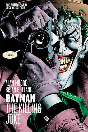 Batman Killing Joke HC