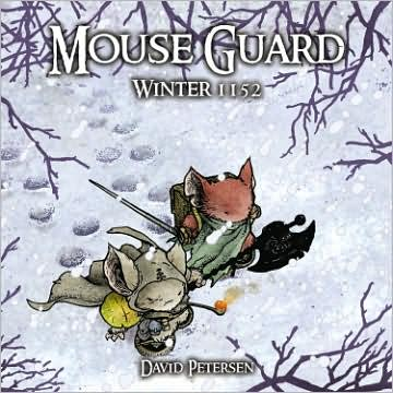 Mouse Guard HC 02 Winter 1152