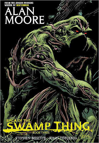 Saga of the Swamp Thing Bk 03