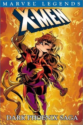 X-Men Legends Bk 02 Dark Phoenix Saga