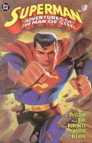 Superman Adventures of the Man of Steel