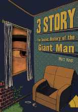 3 Story Secret History of the Giant Man