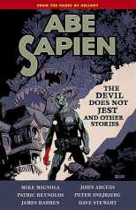 Abe Sapien Bk 02 The Devil Does Not Jest and Other Stories