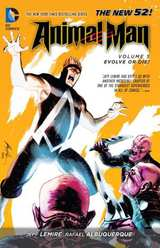 Animal Man Bk 05 Evolve or Die (N52)