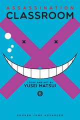 Assassination Classroom Bk 06