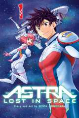 Astra Lost in Space Bk 01