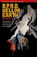 B.P.R.D. (BPRD) Hell On Earth Bk 03 Russia