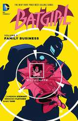 Batgirl Bk 02 Family Business